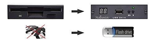 USB Floppy Disk Drive Emulator for Piano Yamaha Clavinova CVP 92/94/96/98 by Nalbantov Electronics (Image #6)