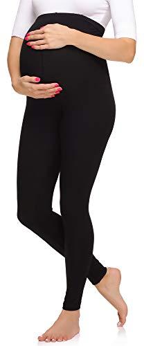 Merry Style Leggings Premaman Lunghi Donna MS10-297 Premaman