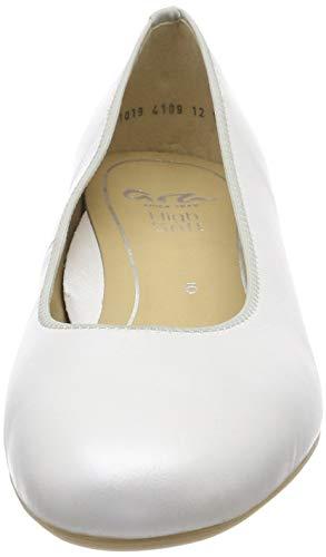 Tacón Ara 14 Zapatos offwhite Blanco De Para Mujer Vicenza 1216601 wwB4qIHR fd415c50ff3e8