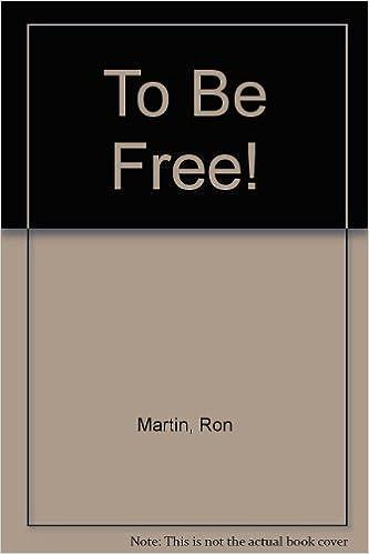 To Be Free!: Amazon.es: Martin, Ron: Libros en idiomas ...