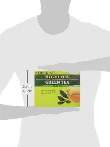 Bigelow Green Tea K-Cup for Keurig Brewers, 96 Count by Bigelow Tea (Image #7)