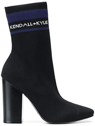 Kendall Damen Kylie Stiefeletten KKHAILEY303 Schwarz Polyamid r6rq05