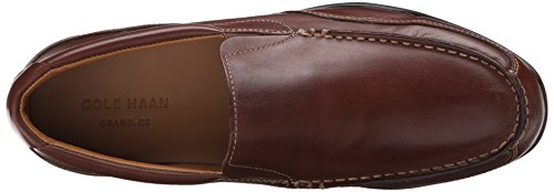 Cole Haan Hughes Grand-Slip-on Ii Chestnut/Dark Roast
