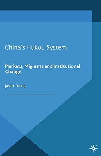Download China's Hukou System: Markets, Migrants and Institutional Change Pdf