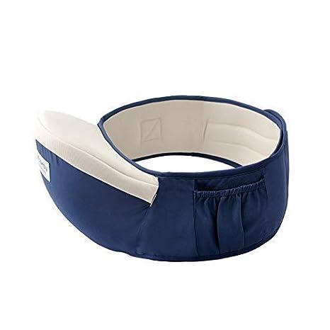 Ainomi - Asiento de Cintura Portabebés con Hebilla Fuerte Cinturón para Bebés 1 a 36 Meses Taburete de Cadera de Niñas Niños Pequeños para ...