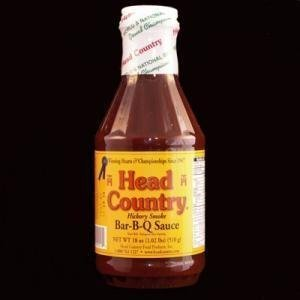 Head Country Bar-B-Que Sauce 20 oz Bottle
