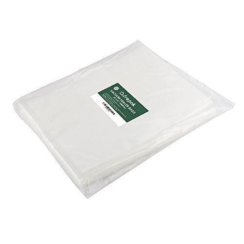Quart Vacuum Packaging - 100 Quart Vacuum Sealer Bags Size 8