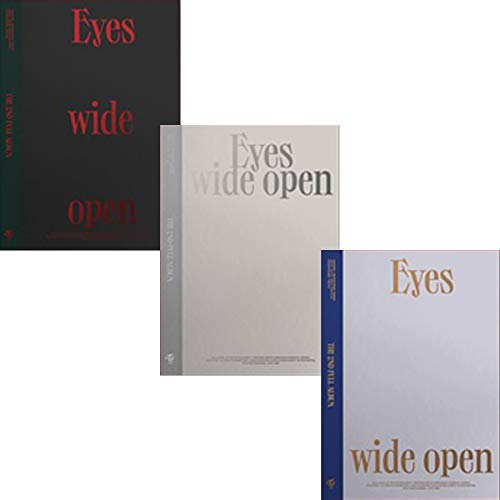 TWICE [EYES WIDE OPEN] 2nd Album [STORY+STYLE+RETRO] 3 VER SET. 3p CD+3p Photo Book(88p)+3p Massage Card +3p Poster(On pack)+3p Sticker+15p Photo Card+TRACKING CODE K-POP SEALED