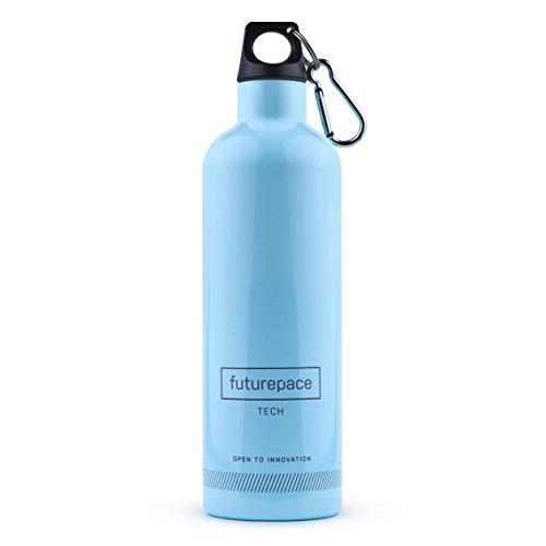 Running Horses Water Bottle - 4