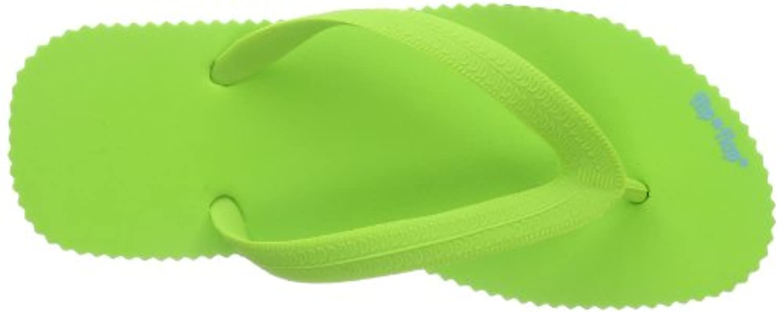 Flip*flop Originals Kids, Unisex Kids' Sandals, Green (325 Apple), 1.5 UK