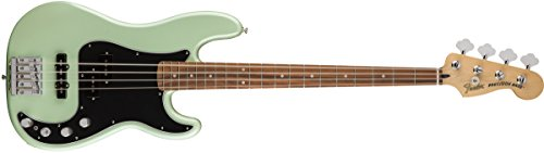 4 Deluxe Electric Bass (Fender Deluxe Active Precission Bass Special - Pau Ferro Fingerboard - Surf Pearl)