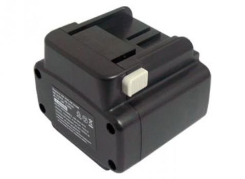 C 7D CR 24DV DH 24DVA DH 24DV PowerSmart/® 2000mAh 24V NiMH Bater/ía para Hitachi EB2420 EB2433X EB2430HA DV 24DV EB2430R