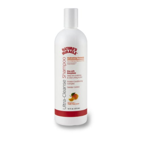 Natures Miracle Hydrating Shampoo Bottle, My Pet Supplies