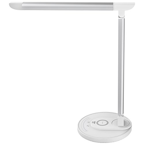 TaoTronics LED Desk Lamp with Fast Wireless Charger, 7.5W fo