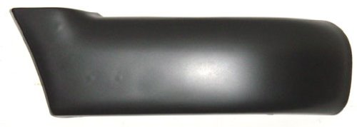OE Replacement Chevrolet/GMC Front Passenger Side Bumper Extension Outer (Partslink Number GM1005140)