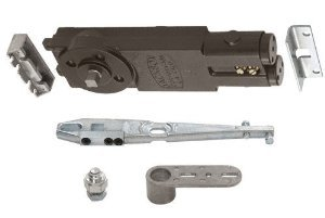 Jackson Heavy Duty Spring 90 Deg. Non Hold-Open Overhead Concealed Closer w/