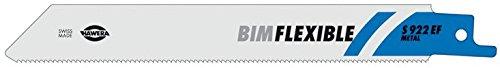 S 922 EF Hawera S/äbels/ägeblatt BIM-Flexible f/ür Metall