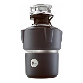 InSinkErator Cover Control Plus Evolution Batch Feed Garbage Disposal, 3/4 HP Food Disposal Unit