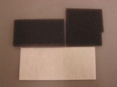 Panasonic Filtros para aspirador: Panasonic mce40 Series, mce41 ...