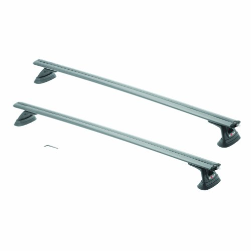 "ROLA 59714 47"" Removable Anchor Point Extended APE Series Roof Rack for Mazda 2/3/CX-7, Hyundai Accent"