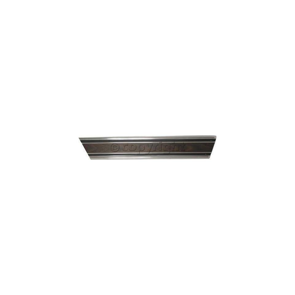 BEDSIDE MOLDING chevy chevrolet BLAZER 69 72 gmc SUBURBAN FULL SIZE PICKUP fullsize JIMMY 70 72 moulding