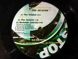 Aviator - self titled LP (Aviators Magazine)