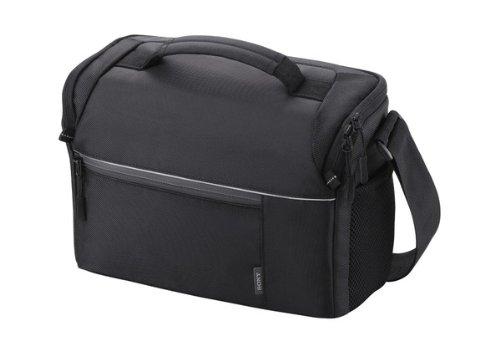 e Soft Carrying Case for NEX Cameras (Black) ()
