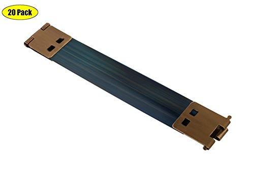 [해외]Z-Color 20PCS 금속 내부 플렉스 프레임 키스 잠금 장치 동전 지갑 내부 핸드백 경첩 봄 클립 클립 바느질/Z-Color 20PCS Metal Internal Flex Frames Kiss Clasp Bag