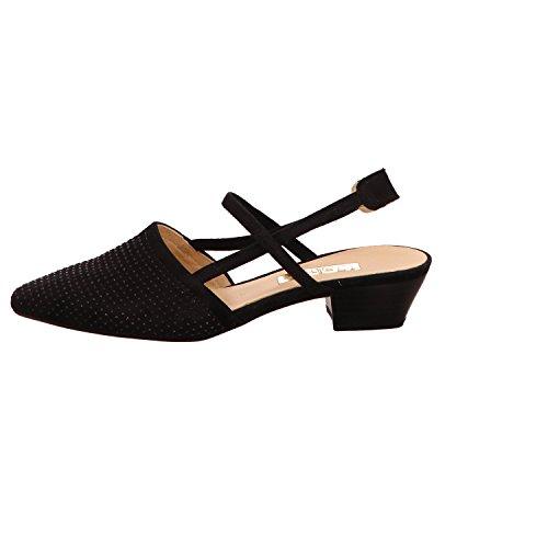 Gabor Women's Court Shoes Dark Blue UTMUqs