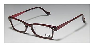 Ogi 3063 Mens/Womens Optical For Teens Designer Full-rim Eyeglasses/Spectacles