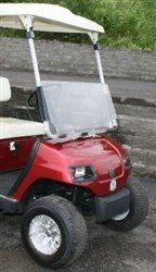 Yamaha CLEAR Golf Cart Windshield