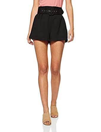 Lioness Women's Stay ON Track Shorts, Black, XS