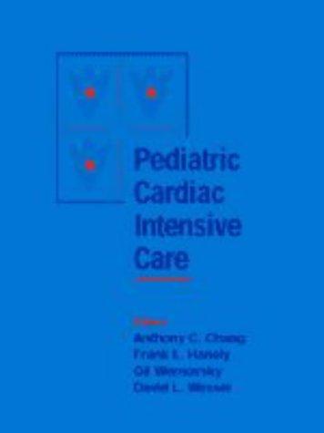 Pediatric Cardiac Intensive Care