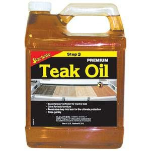 Star Brite 85100 PREMIUM GOLDEN TEAK OIL/PREMIUM GOLDEN TEAK O -