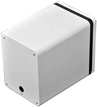 上げ機 自動ウォッチワインダーの静かなモータおよび4回転モード照明時計シングル収納ディスプレイボックス 腕時計ワインディングマシーン