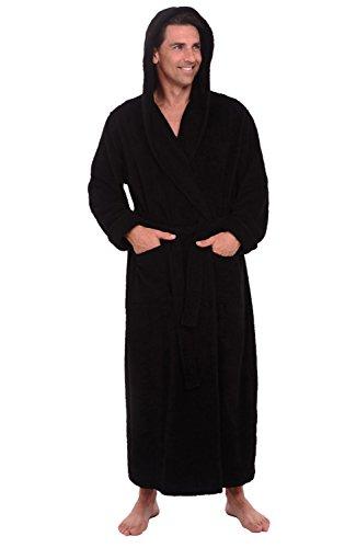76b1f4c16c Jual Alexander Del Rossa Mens Turkish Terry Cloth Robe