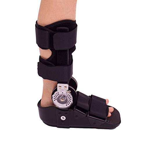 (Air Cam Walker Fracture Boot for Fracture Recovery, Protection and Healing After Foot or Ankle Injuries,L)