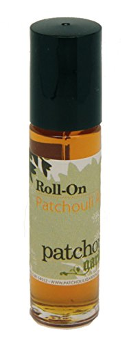 Patchouli Scent (Patchouli Garden - Patchouli Amber Perfume Roll-on)