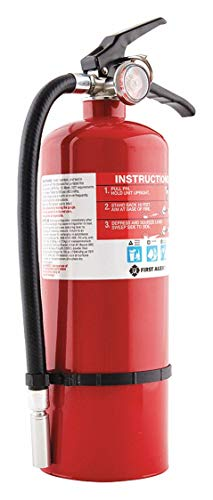 Fire Extinguisher, Rechargable, 3A:40B:C