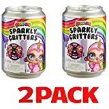 Poopsie Sparkly Critters That Magically Poop or Spit Slime   Pack of Two