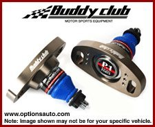 Buddy Club BC02-BJP1-H008 Buddy Club- P1 Racing Extended Ball Joint S2000 ()