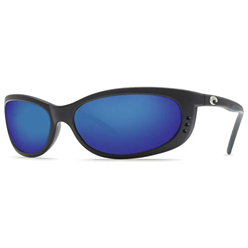 a3e61f00f2 Costa del Mar Unisex-Adult Fathom FA 11 OBMP Polarized Iridium Oval  Sunglasses