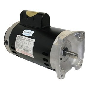Pool Pump Motor 2 Hp 3450 Rpm 230vac Electric Fan