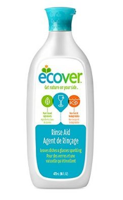 Ecover Powered by Nature Rinse Aid for Dishwashers 16 oz -Pack 3 by Ecover