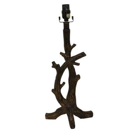 Better Homes and Gardens Bronze Branch Lamp Base with CFL Bulb - Branch Base