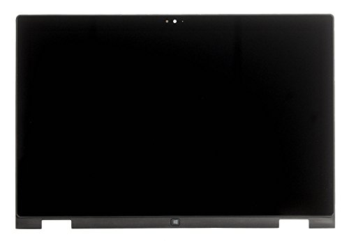 Dell Inspiron 13 7000 YD4WJ IPS FHD Touch LCD Screen Digitizer Bezel Assembly by AUO