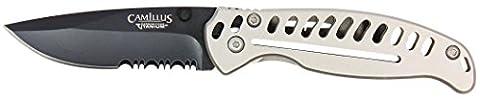 Camillus Knives EDC3 Carbonitride Titanium Folding Knife (Camillus Cutlery Co)