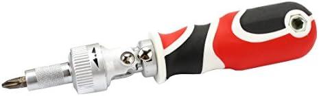 ハンドツール 1 ProfessionalのQIX JF-6095F 27多機能ドライバーセット New