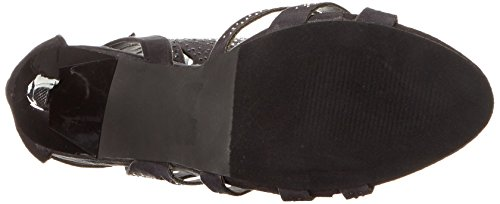 Black Too Lips Sandal Women Gladiator 2 Glamor Too qnFTwwP0