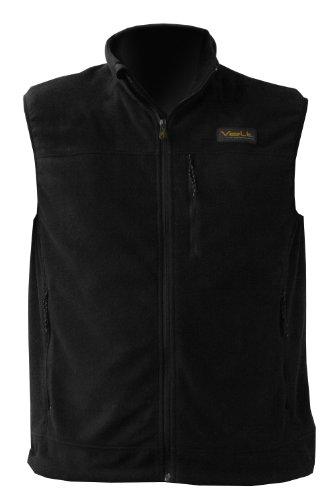 Volt Resistance Fleece Heated Vest XX-Large Black by Volt Resistance